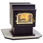 Standard Glow Boy Freestanding Gold Trim