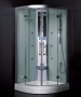 Ariel Platinum -DZ934F3 Steam Shower 35 x 35