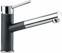 BETTY - Single lever, pull-out faucet