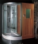 Ariel Platinum - DS205 Steam Shower Steam/Infrared Sauna 71x47