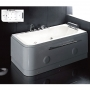 Ariel Platinum Whirlpool Bath Tub 60 x 32