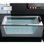 Ariel Platinum - AM152 Whirlpool Bath Tub 72 x 32.8