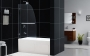 Aqua Tub Uno Door Clear Glass - 34