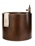 COPPER BATHTUBS - 45x36