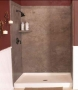 Elegance - SHOWER SURROUND KIT (48x36x78) 5 Stock Colors