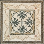 Stone Medallion Collection - 51x51