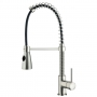 VG02003 - Pull-Out Spray Kitchen Faucet Chrome or Stainless